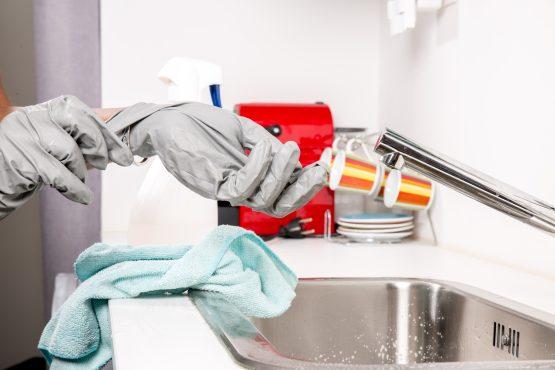 Wir suchen eine Reinigungskraft