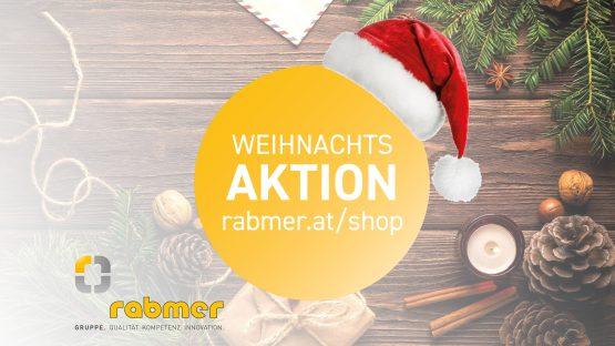 Weihnachtsaktion Online Shop