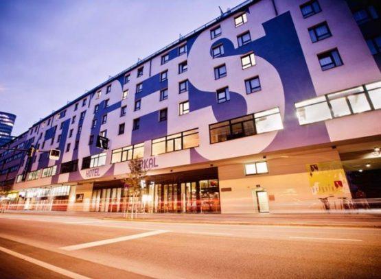 Hotelfoto Zeitgeist (copyright: Hotel Zeitgeist Vienna)